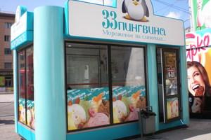 Франшиза «33 пингвина»: специальные условия