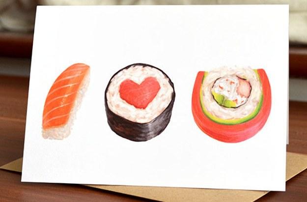 Сеть Sushi Love гарантирует прибыль франчайзи!