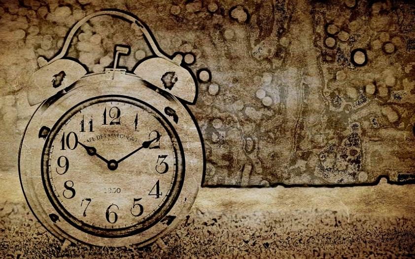 Часы, как элемент интерьера