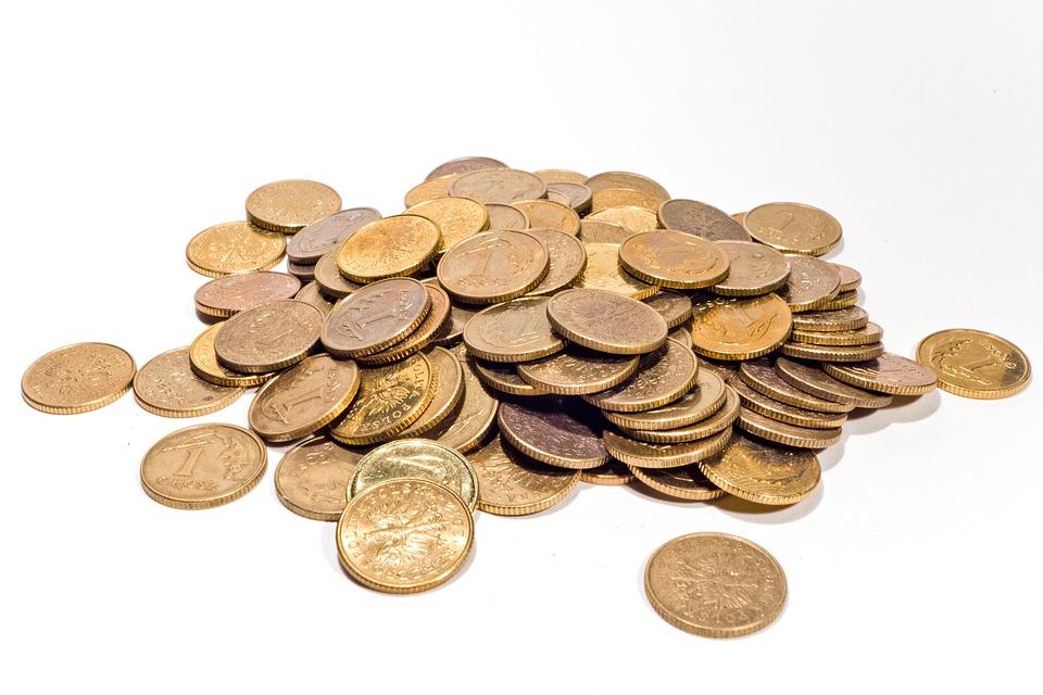 Монеты. Как искать монеты