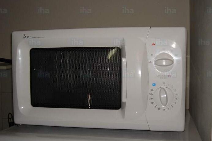 Чем полезная микроволновая печь?