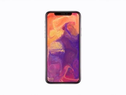 Цена сборки новенького iPhone Х